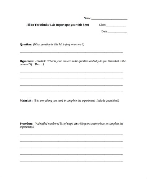 word report template   word document downloads