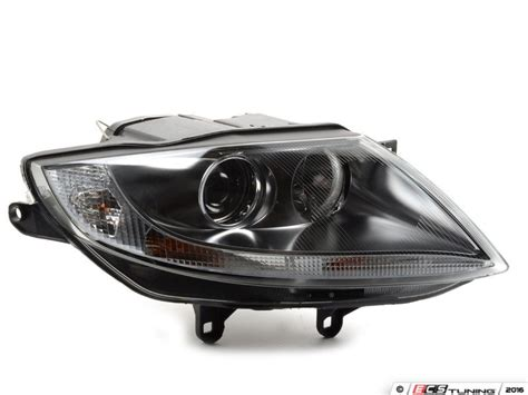 Chrome Bi-xenon Headlight