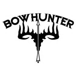 Bow Hunting Deer Clip Art