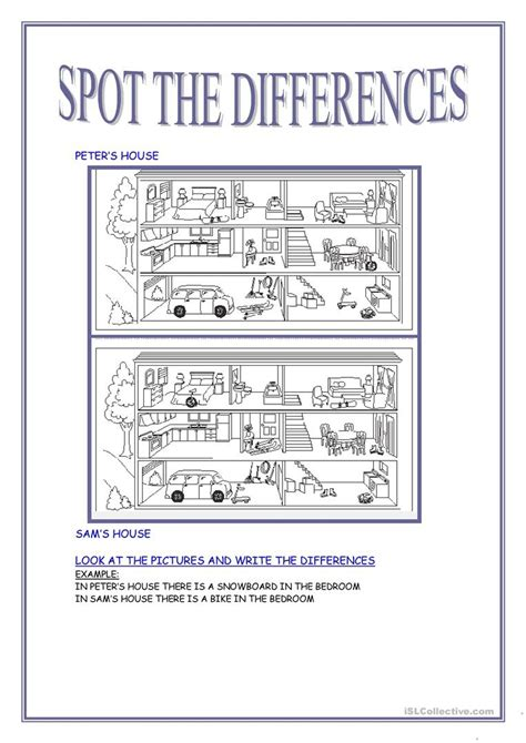 Free Printable Spot The Difference Games For Adults Free