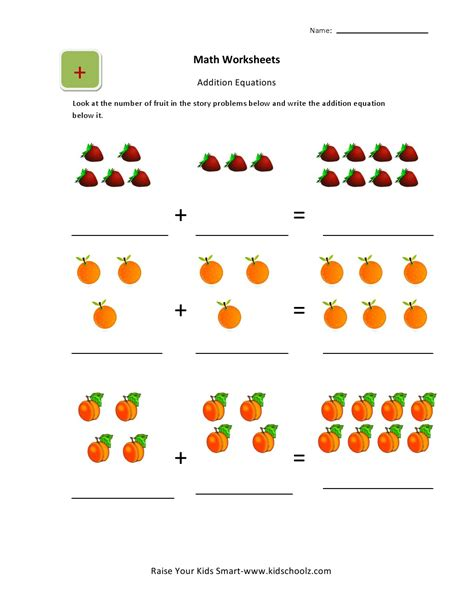 delighted picture addition worksheets math work for