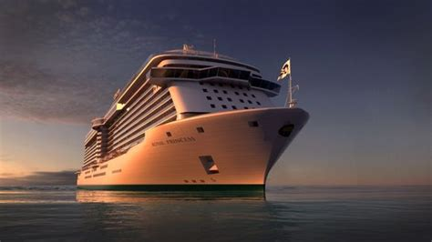Princess Cruises Love Boat Theme by Horn On New Princess Ship To Play Love Boat Theme