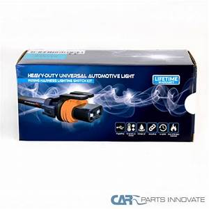 Auto Parts And Vehicles 2 Connector Extension Fog Light