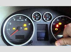 Audi A2 Service reset YouTube