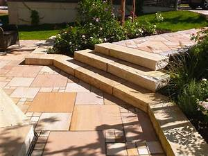 gartenweg pflastern awesome gartenweg naturstein porphyr With französischer balkon mit garten pflastern