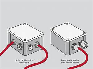 Boite De Derivation Electrique : comment raccorder des clairages ext rieurs leroy merlin ~ Dailycaller-alerts.com Idées de Décoration