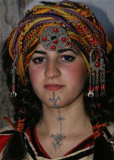 cuisine lalla tatouage berbère tatouages et culture berbère amazigh modèle kabyle tatouages com
