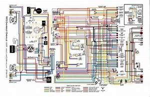 1972 Chevy Nova Engine Bay Wiring Diagram