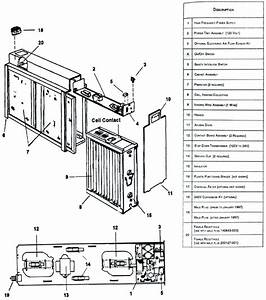 carrier eacabxcc2020 air cleaner parts With circuit boardair purifier circuit boardair purifier printed circuit