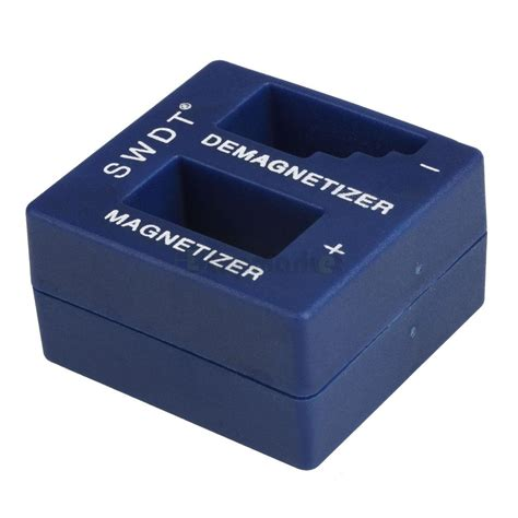 magnetizer demagnetizer tool screwdriver magnetic screw bit tips