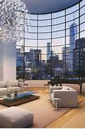 Luxurious Penthouse Dramatic Interior Ideas About Penthouses On Pinterest New York Penthouse Interior