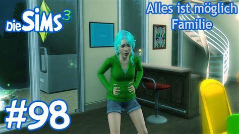 Die Sims 3  Alles Ist Möglich Familie #98 Achtung