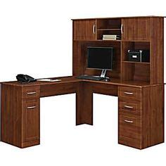 altra chadwick collection l desk virginia cherry this storage cube comes in a white finish and is