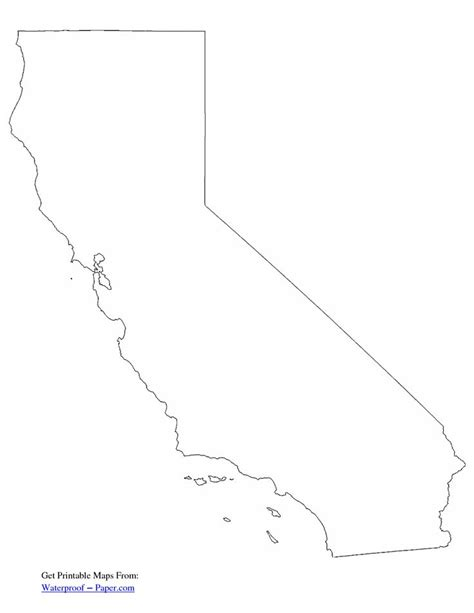 9 Unique Photograph Of Cheetah Outline Printable Best The 25 Best California Outline Ideas On