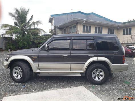 Due to the name pajero roughly translating to wanker in spanish. Mitsubishi Pajero 1998 - Car for Sale Metro Manila