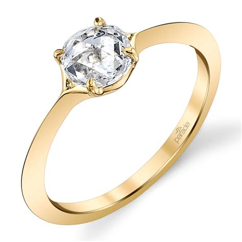 parade lumiere bridal 18 karat diamond engagement ring