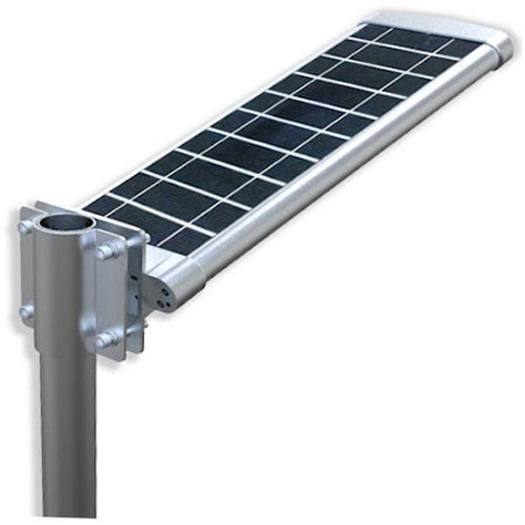 20w all in one integrated solar led garden light