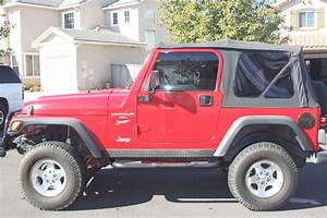 1999 Jeep Wrangler - Pictures