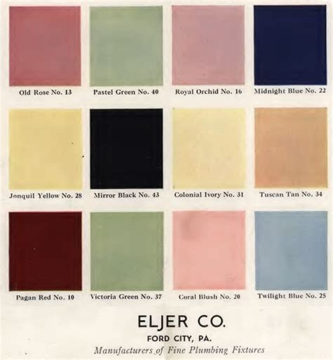 eljer toilet the color pink in bathroom sinks tubs and toilets from