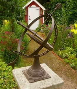 Sonnenuhr Berechnen : grosse englische sonnenuhr 55cm hoch gusseisen antik ~ Themetempest.com Abrechnung
