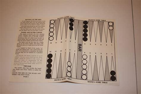 backgammon board template search results calendar