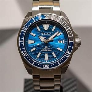 New Seiko Prospex Save The Ocean Great White Shark
