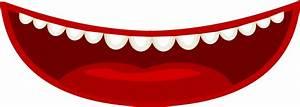 Cartoon Open Mouth - Cliparts.co