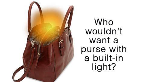 purse lights up inside the sock slider should have been mine lori borgman