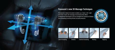 Poltrona Massaggiante Panasonic Ep Ma 70