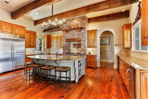wood kitchen ideas decor outline