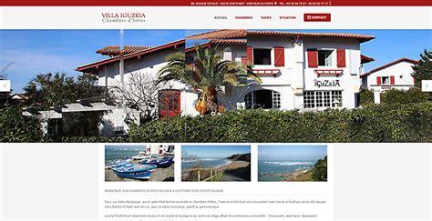 chambre d hotes pays basque chambres d 39 hôtes de charme pays basque