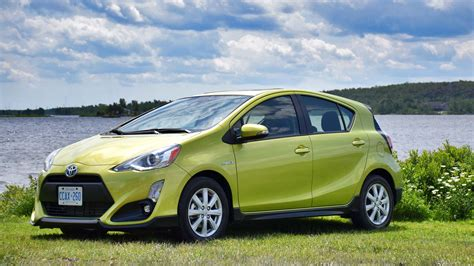 Toyota Prius by 2017 Toyota Prius C Test Drive Review