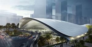 Singapore High Speed Rail Station Building E Architect
