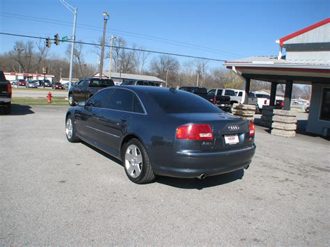 2004 Audi A8 0 60 by Pre Owned 2004 Audi A8 4d Sedan Quattro L 4dr Car In Coal