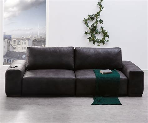 big sofa anthrazit big sofa lanzo l 250x105 cm anthrazit vintage optik m 246 bel