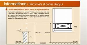 Barre De Defense Fenetre : barre d 39 appui en acier de chez lahfer gardes corps ~ Edinachiropracticcenter.com Idées de Décoration