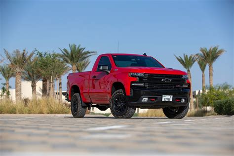 chevrolet silverado launched   uae egypt