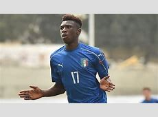 Moise Kean – Champions League's first 2000born player