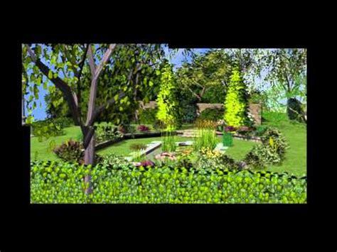 3d Garten Designer 11  Einige Beispielprojekte Youtube