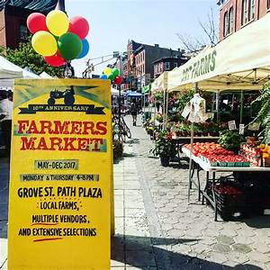 A Guide to Farmers Markets in Hoboken + Jersey City ...