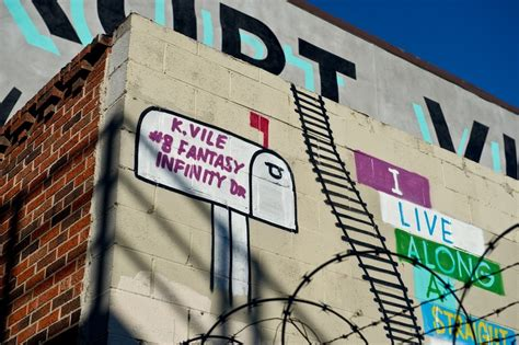 Kurt Vile Mural Philadelphia by Photos Steve Powers Kurt Vile Wakin On A Pretty Daze
