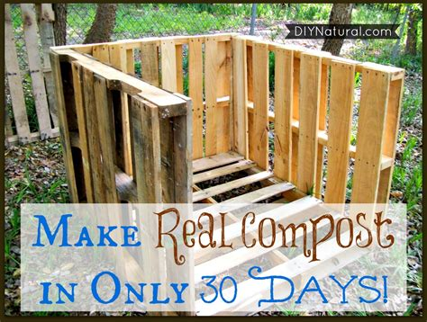 how to make compost how to compost quickly from start to finish in just 30 days