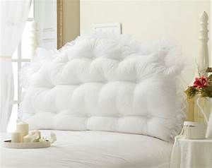 Aliexpresscom buy bedding rustic 100 cotton big for Big cushions for bed