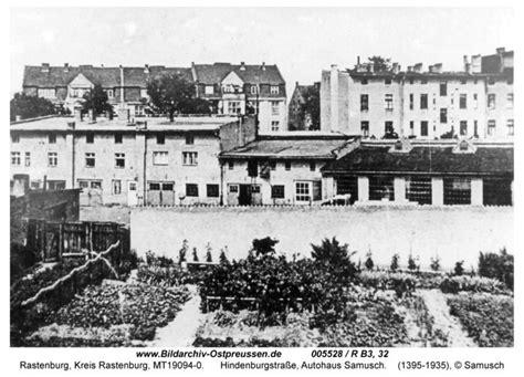 autohaus an der burg rastenburg hindenburgstra 223 e 27 autohaus samusch
