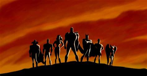 Justice League Animated Wallpaper - justice league silhouette wallpaper www pixshark