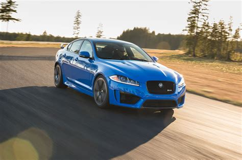 2018 Jaguar Xfr S First Drive Motor Trend