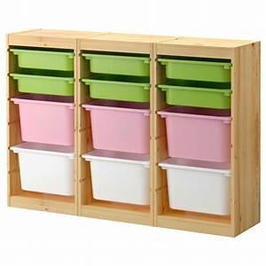 Rangement Ikea Chambre : meuble de rangement chambre enfant 20 id es originales ~ Teatrodelosmanantiales.com Idées de Décoration