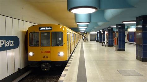 überseequartier U Bahn by U9 Nauener Platz U Bahn Berlin