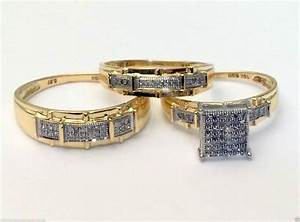 unique cheap engagement rings for him and her With affordable wedding ring sets for him and her
