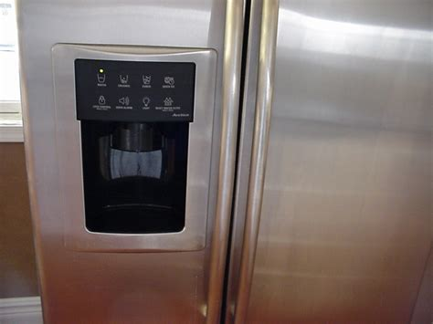 appliance repair forum ge arctica refridgerator water tray leaking   questions